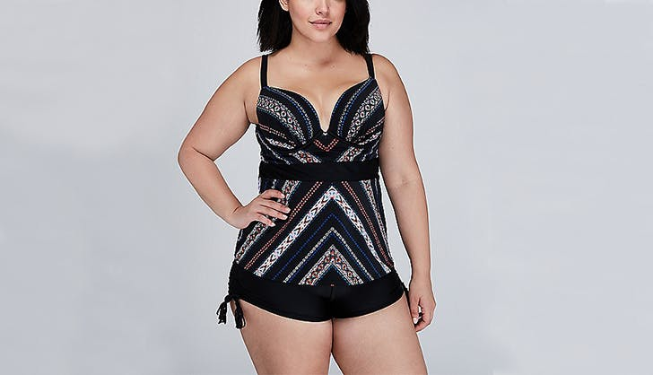 lane bryant swimsuit miami