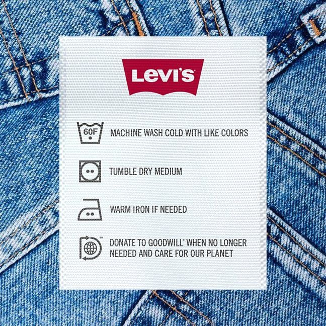 levi strauss clothing donations recylcing