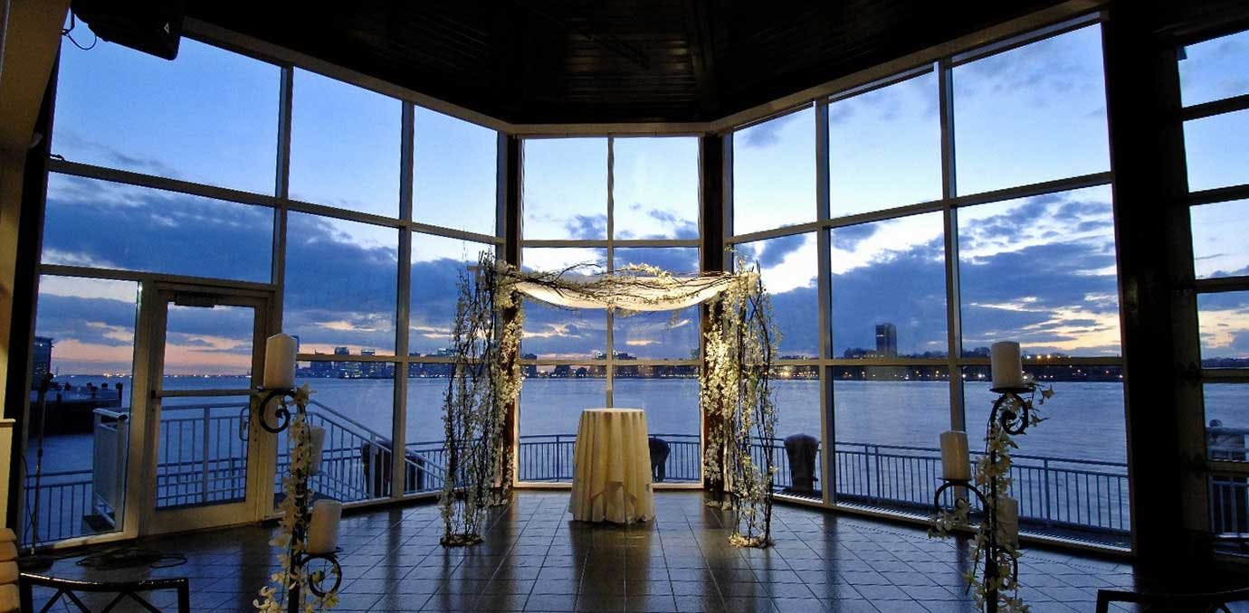 lighthouse pier sixty wedding venues NY