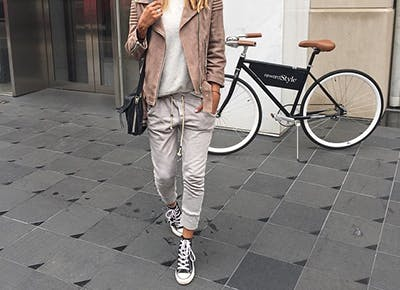 19f70eac How to Buy Sweatpants for My Body Type - PureWow