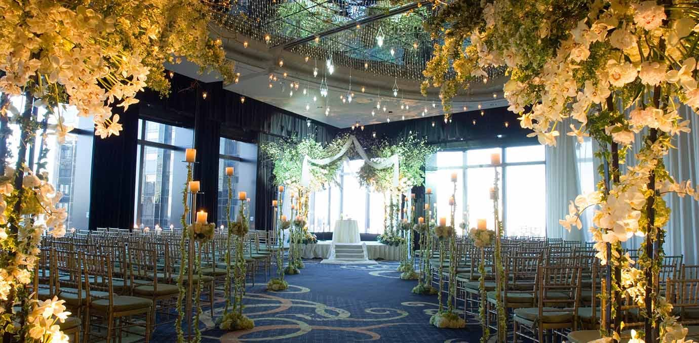 The prettiest wedding venues in nyc purewow the mandarin oriental junglespirit Choice Image