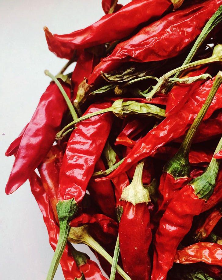 metabolism food chili