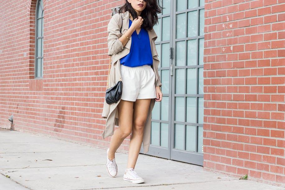 miami wardrobe staples shorts cropped