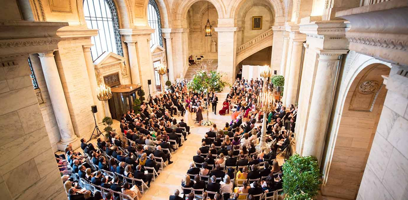 new york public library wedding venues NY