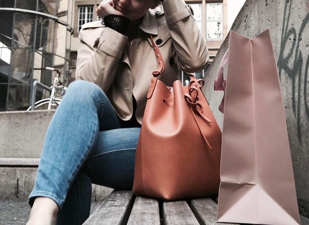 oversize bucket bag chiacgo work1