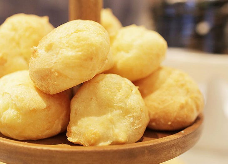 padoca bakery pao de queijo