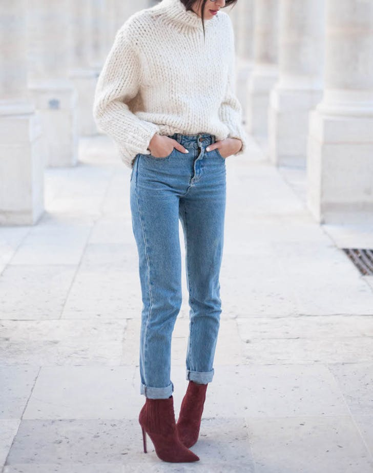 photogenic outfits sweater