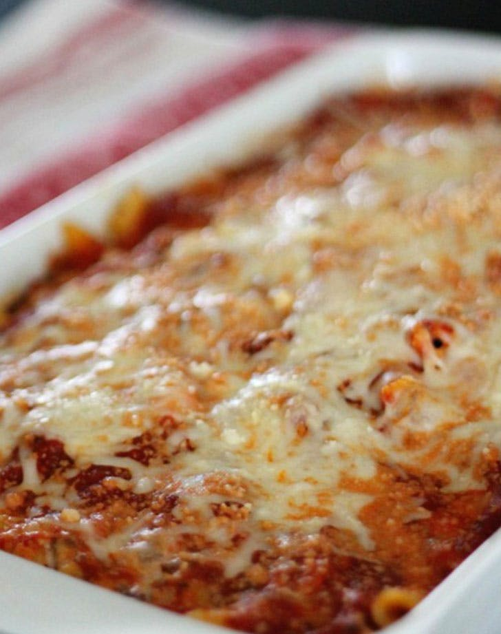17 easy dinner recipes from the pioneer woman purewow pioneer woman bakedziti3 forumfinder Choice Image