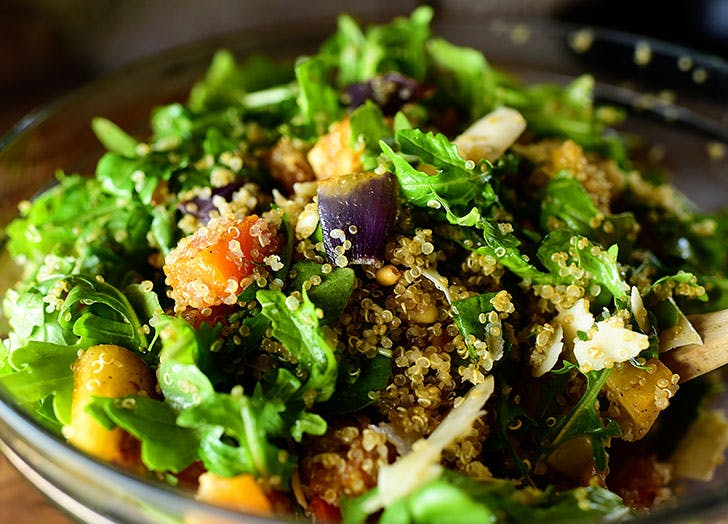 pioneer woman quinoa3