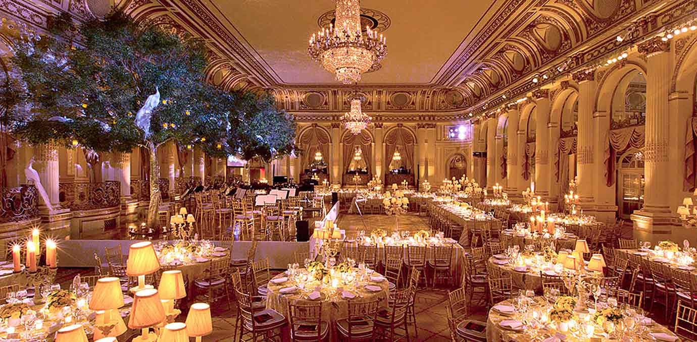 plaza hotel wedding venues NY