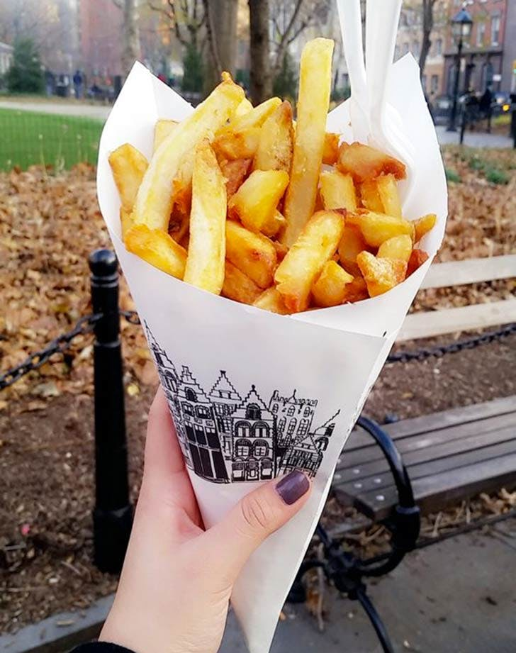 The best french fries in nyc purewow pommes frites solutioingenieria Images