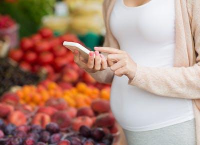 pregnant apps msn