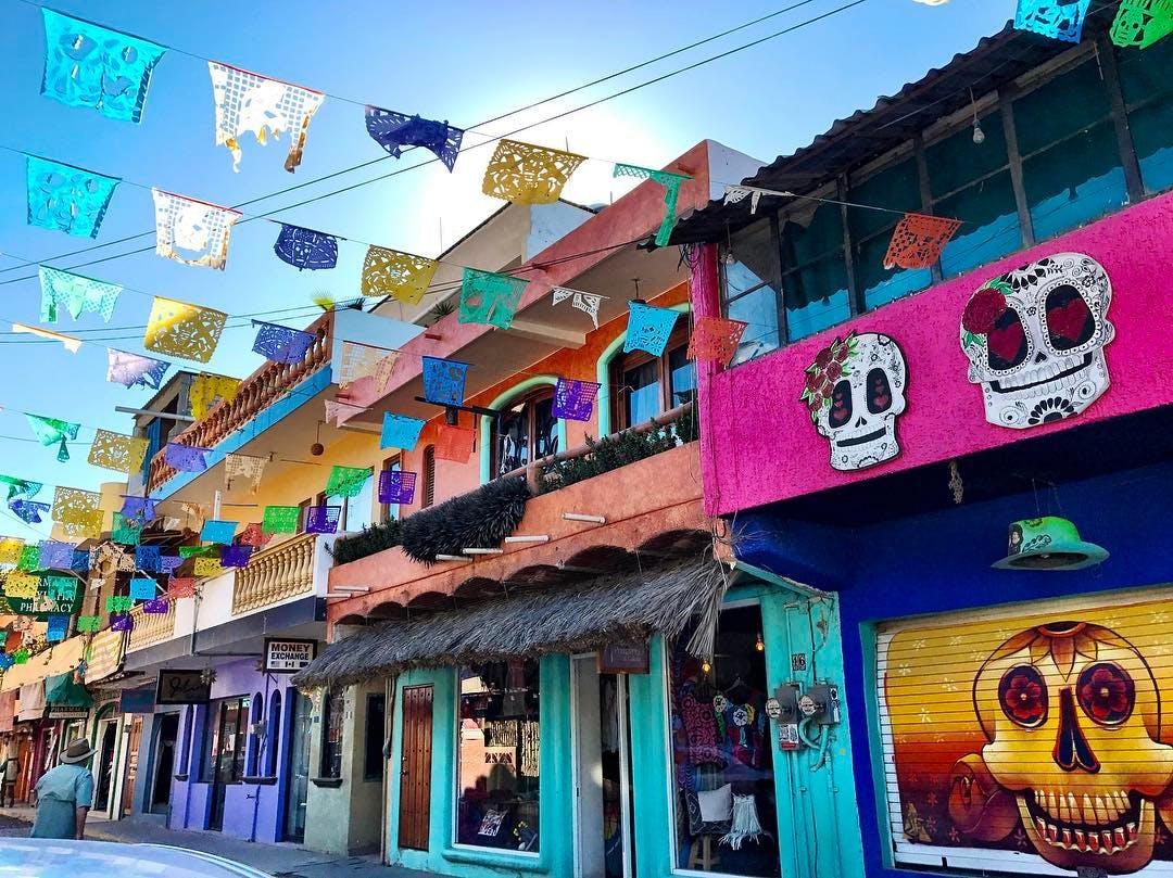 Image result for Punta Mita shopping