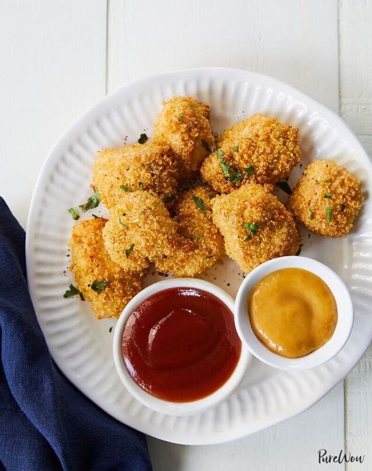 quinoa nuggets list