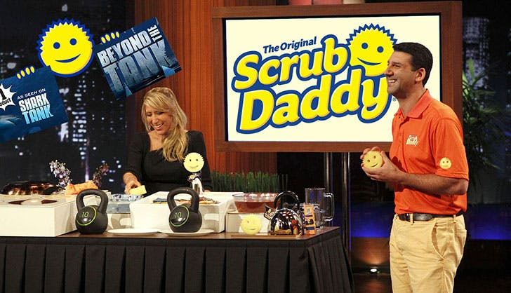 sharktank scrubdaddy
