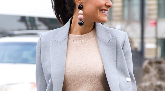 4 Tips for Truly Pulling Off Statement Earrings