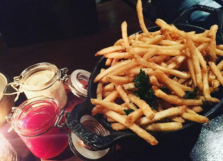 the nomad bar best fries NY