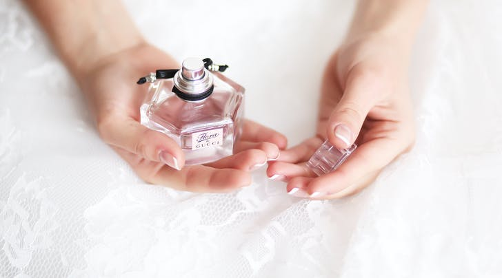 The One Perfume Mistake You Dont Want to Make on Your Wedding Day