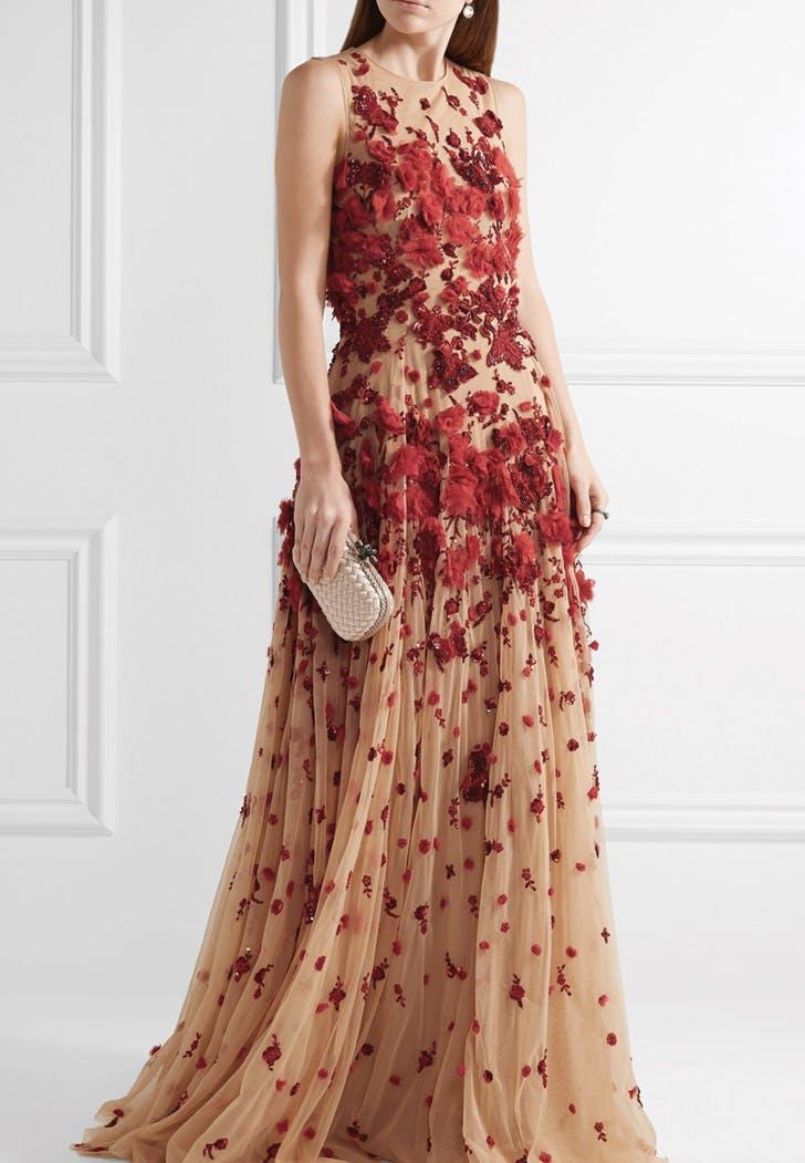 15 Non White Wedding Dresses For Non Traditional Brides