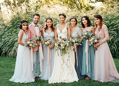 12 Nontraditional Wedding Ideas Purewow