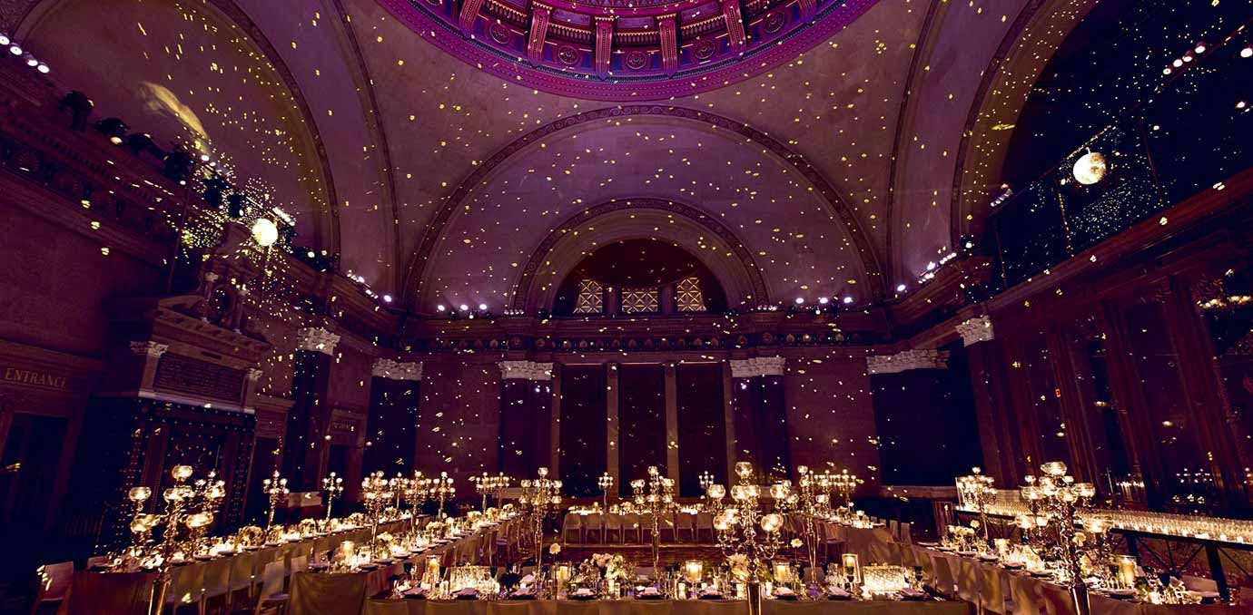 The prettiest wedding venues in nyc purewow weylin junglespirit Choice Image
