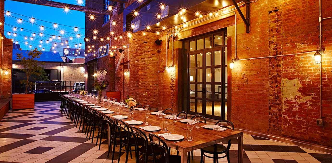 wythe hotel wedding venues NY