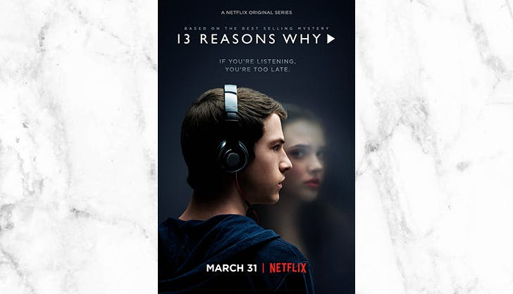 13 Reasons Why Netflix Series