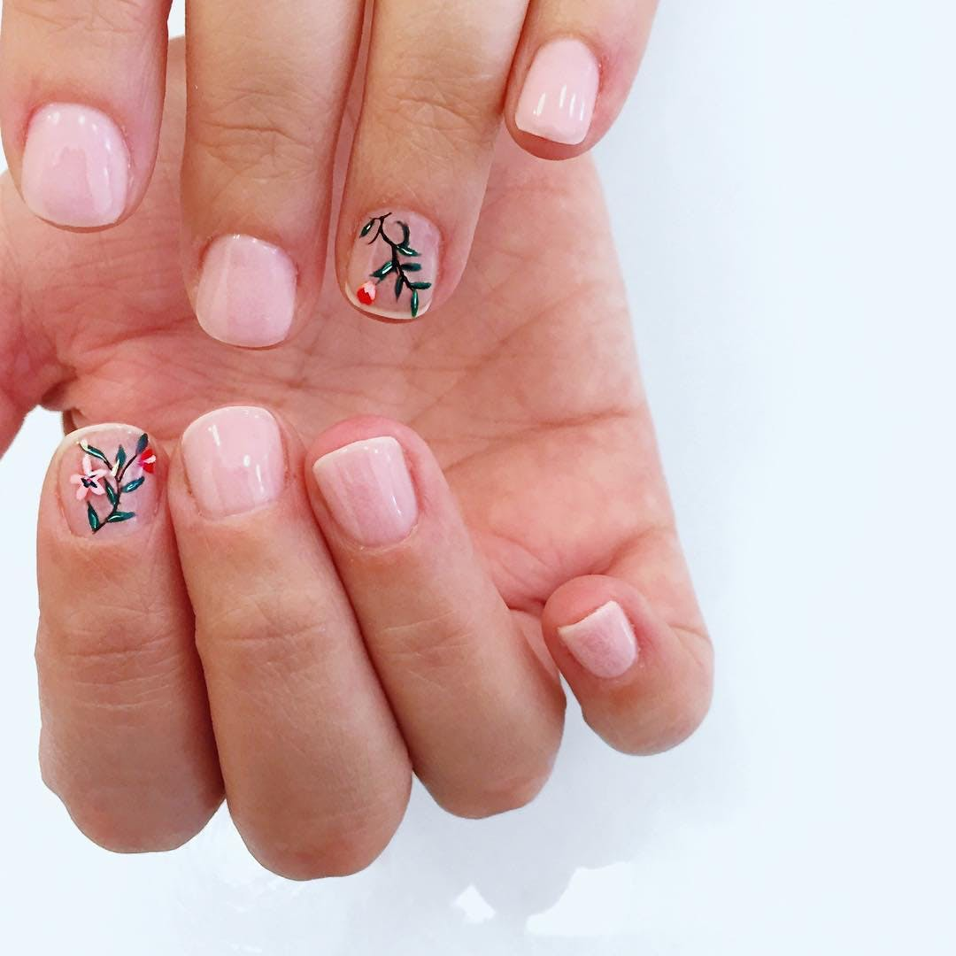 11 Grown-Up Nail Art Ideas to Try - PureWow