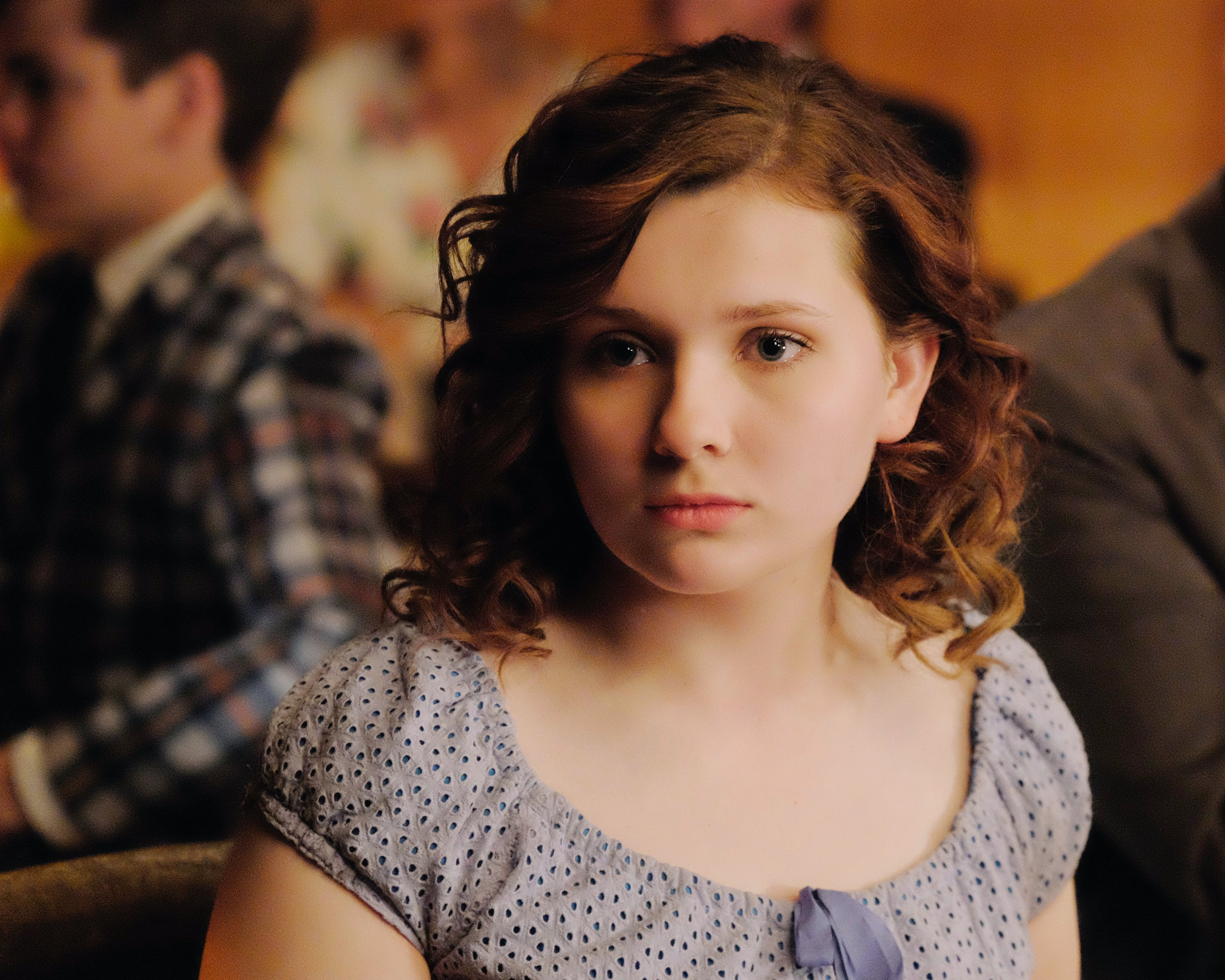 ABC dirty dancing reboot first look abigail breslin