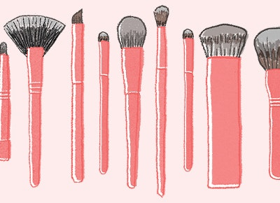 A Guide to Makeup Brushes , PureWow