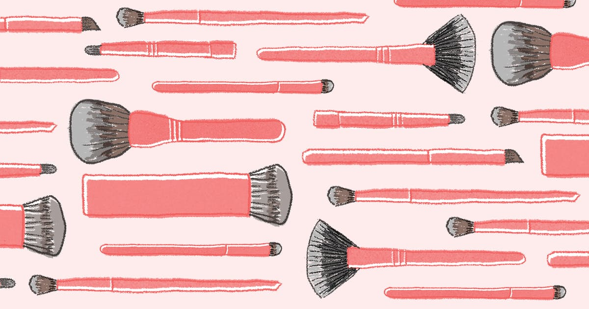 Every Type of Makeup Brush, Finally Explained