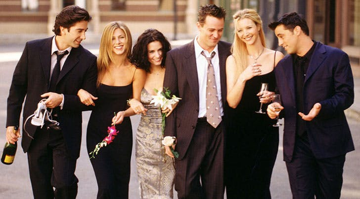 'Friends! The Musical is Happening