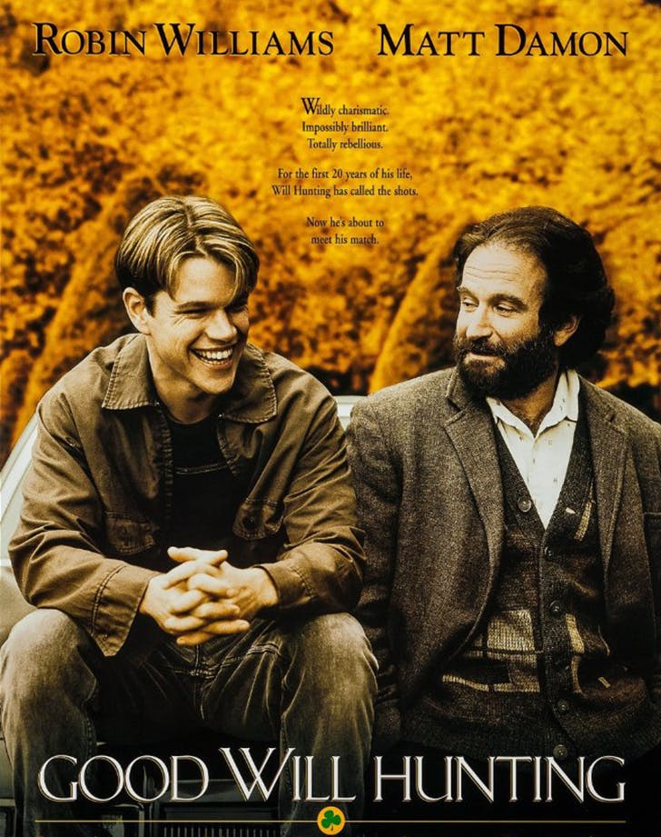 Good Will Hunting Movies Turning 20