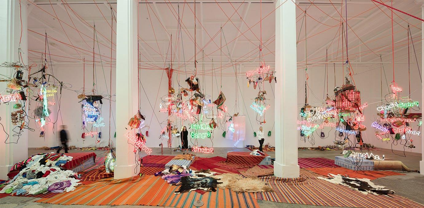 Hauser   Wirth los angeles weekend guide WIDE