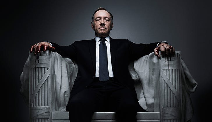 House of Cards Netflix May 2017