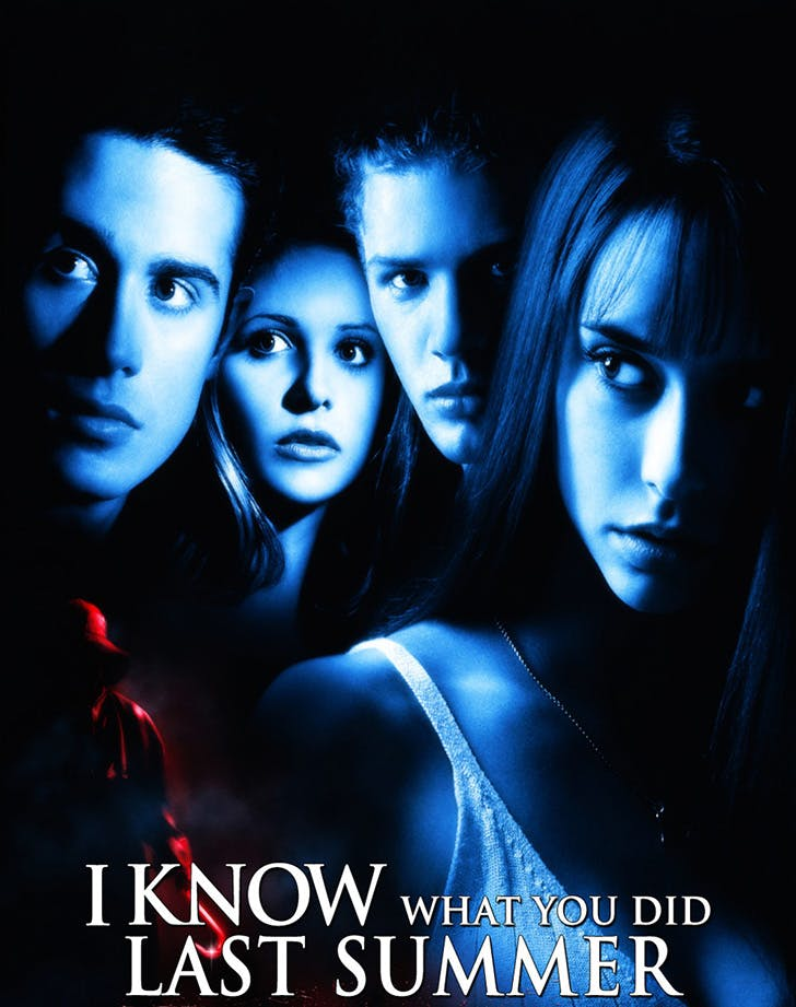 I Know What You Did Last Summer Movies Turning 20
