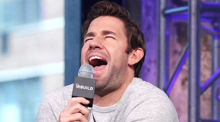 This Just in: Pandas Make John Krasinski Cry