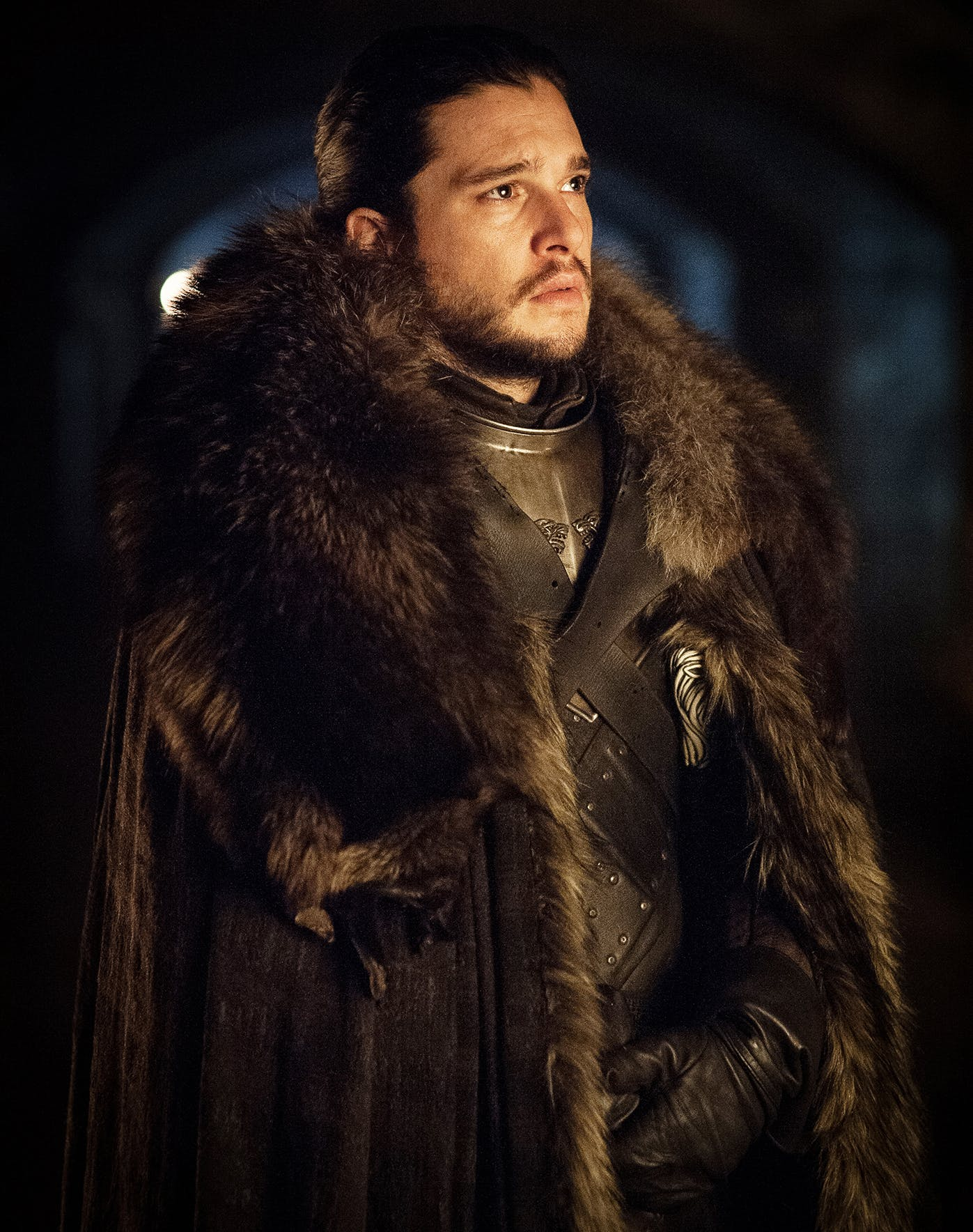 Kit Harington Game of thrones season 7 LIST