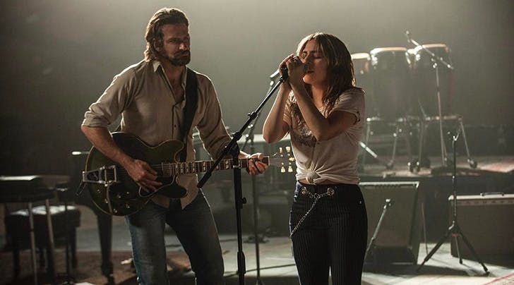 You Have to See Lady Gaga and Bradley Cooper in the First Look Pic from 'A Star Is Born