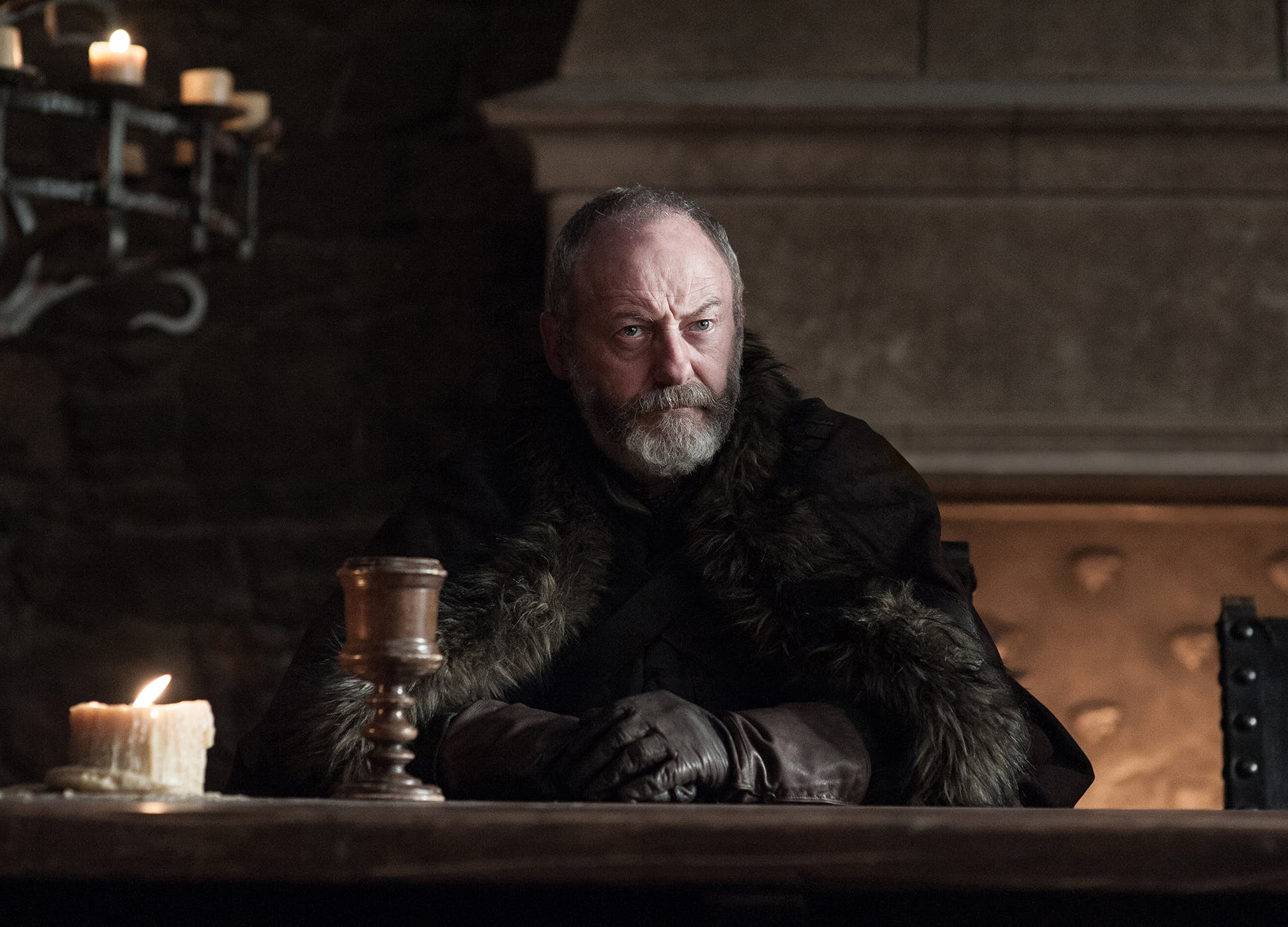 Liam Cunningham Game of thrones season 7