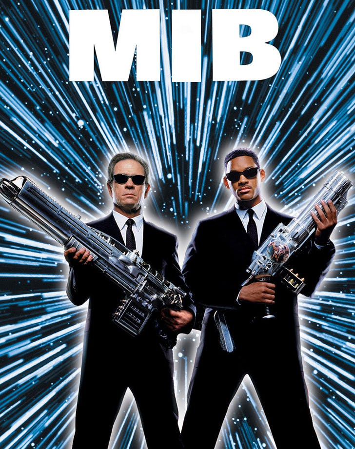 Men in Black Movies Turning 20