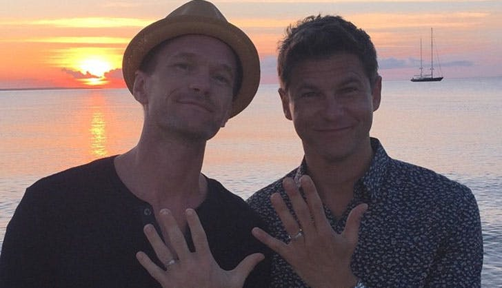 Neil Patrick Harris and David Burtka Celebrity Engagements