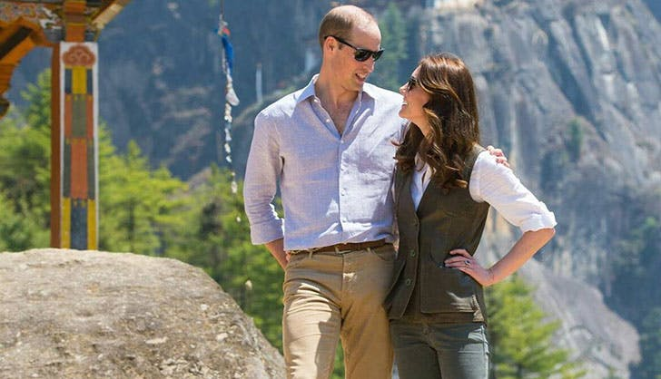 Prince William Kate Middleton Celebrity Engagements