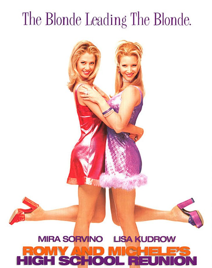 Romy   Michelle s High School Reunion Movies Turning 20