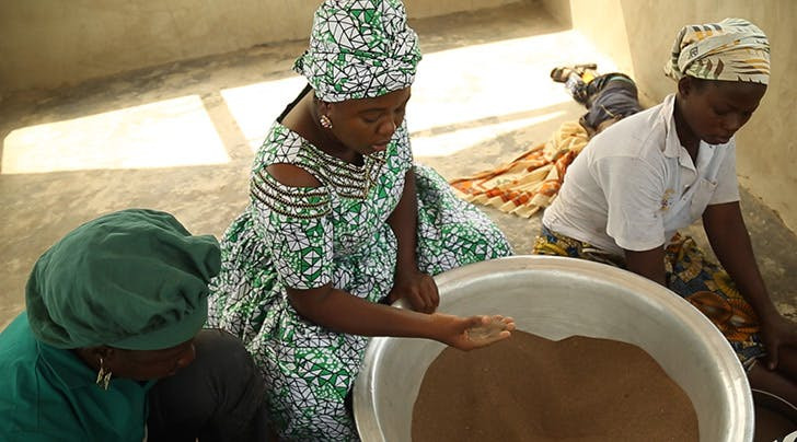 Meet the Woman Who's Ending Hunger, One Bowl Of Cereal At A Time