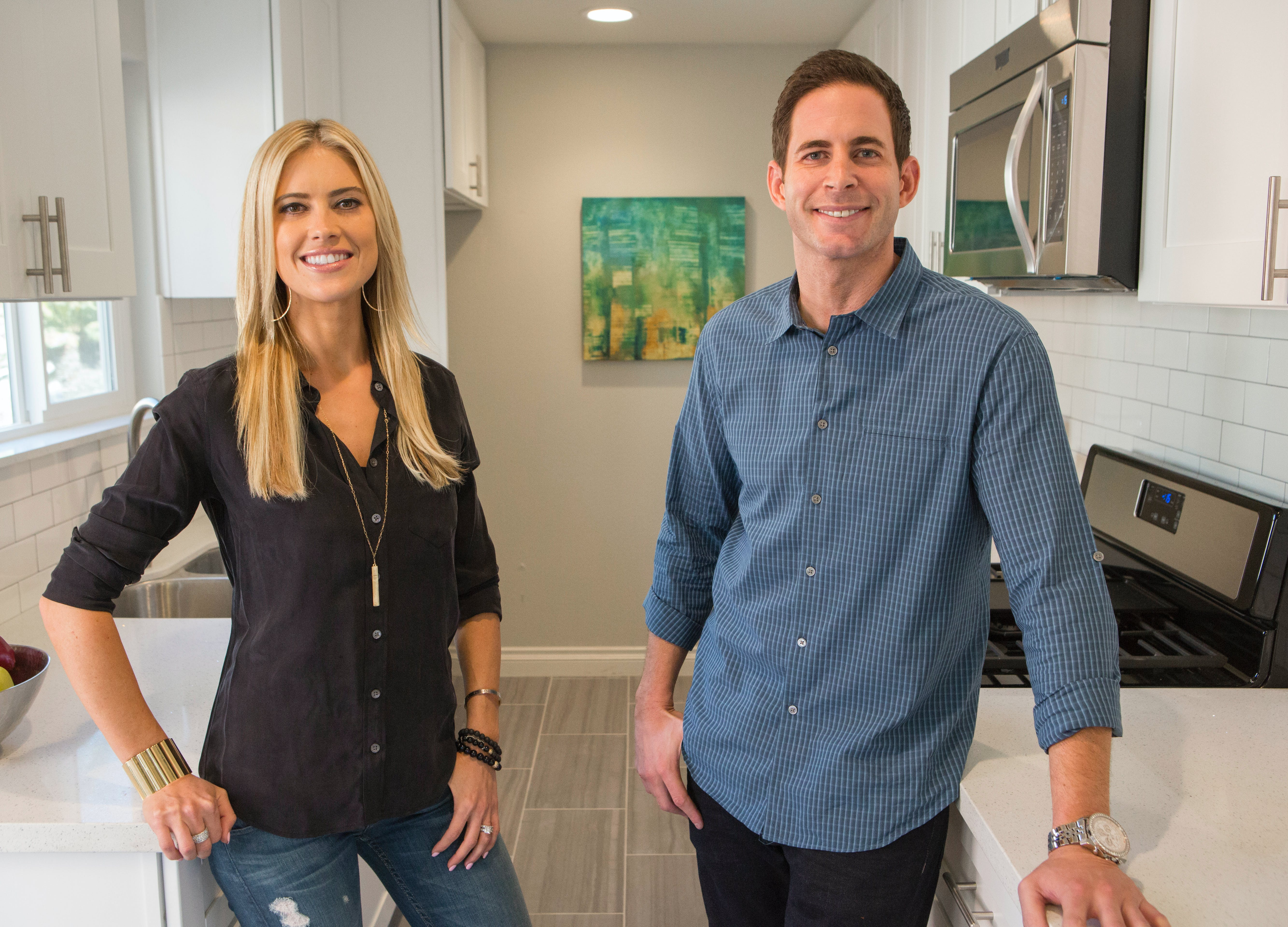 The Show Must Go On: Christina and Tarek Reunite for New 'Flip or Flop' Episodes