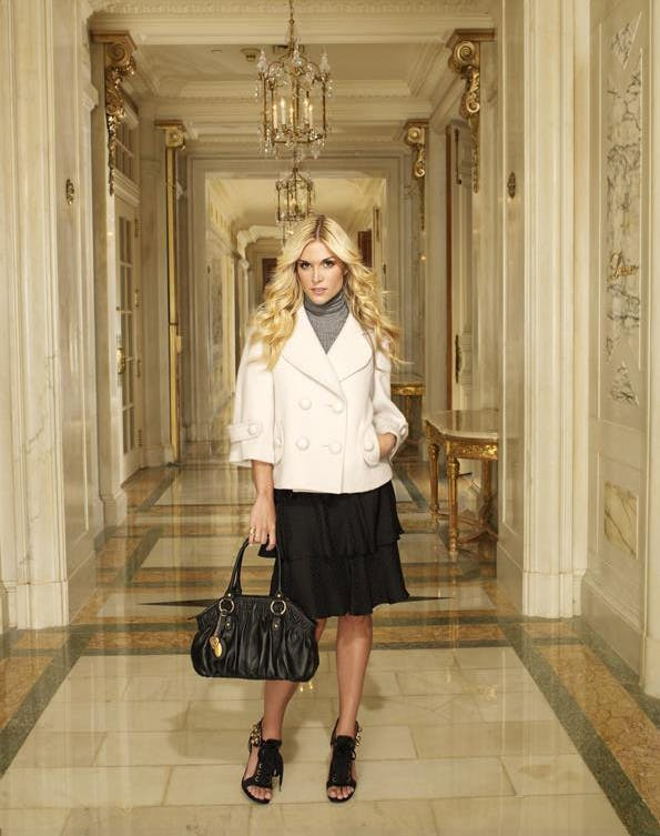 Tinsley mortimer vogue