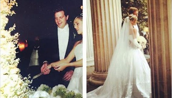 Tinsley mortimer wedding