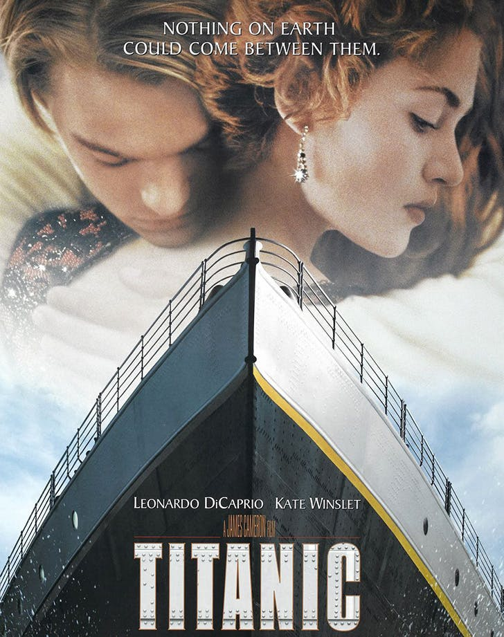 Titanic Movies Turning 20