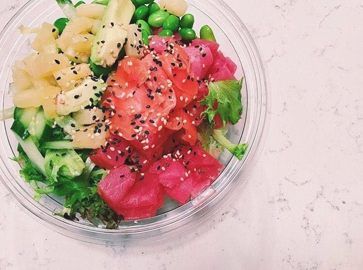 aloha poke chicago gluten free restaurants